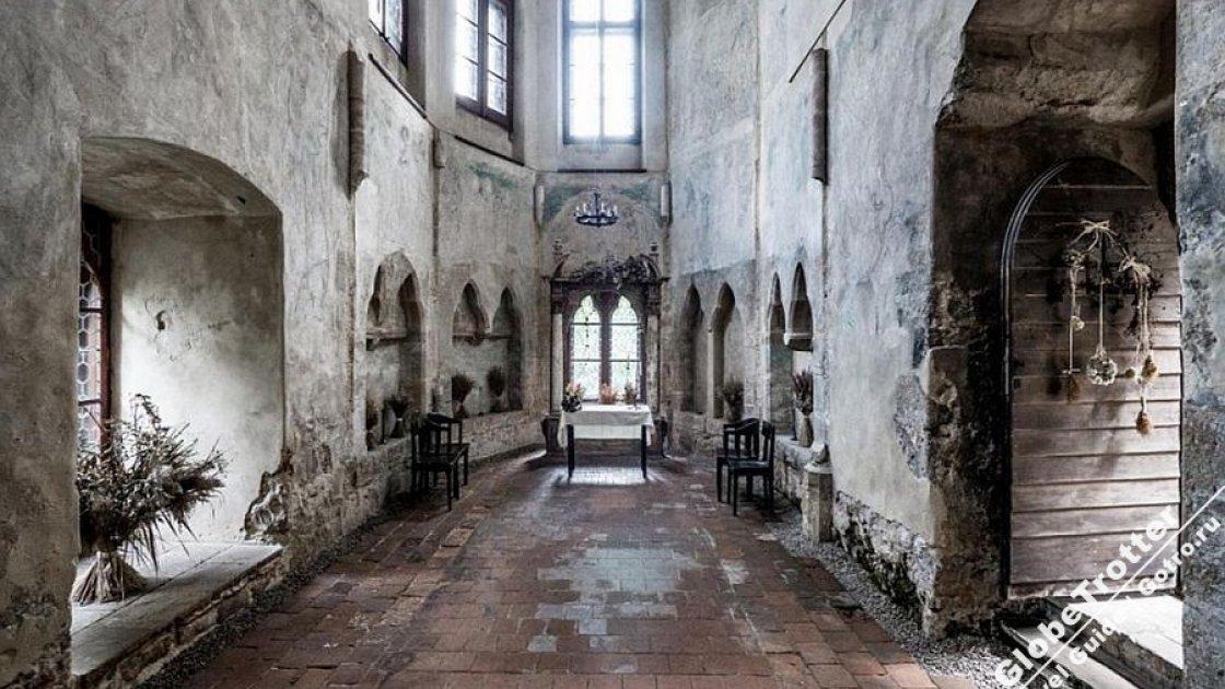 Чешский замок Гоуска – 3
