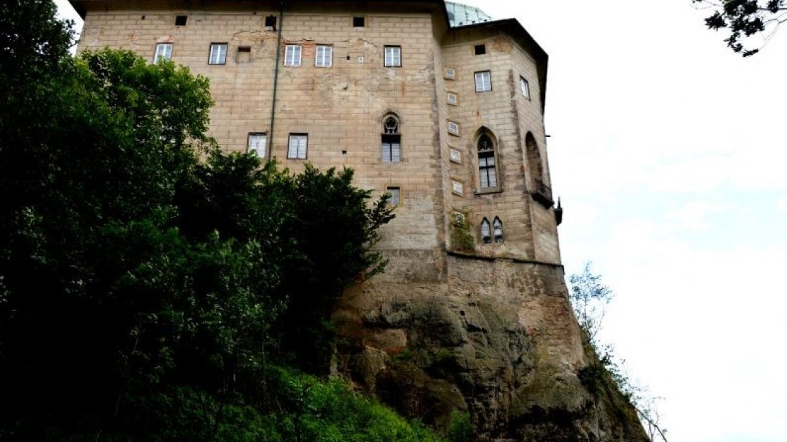 Чешский замок Гоуска – 4