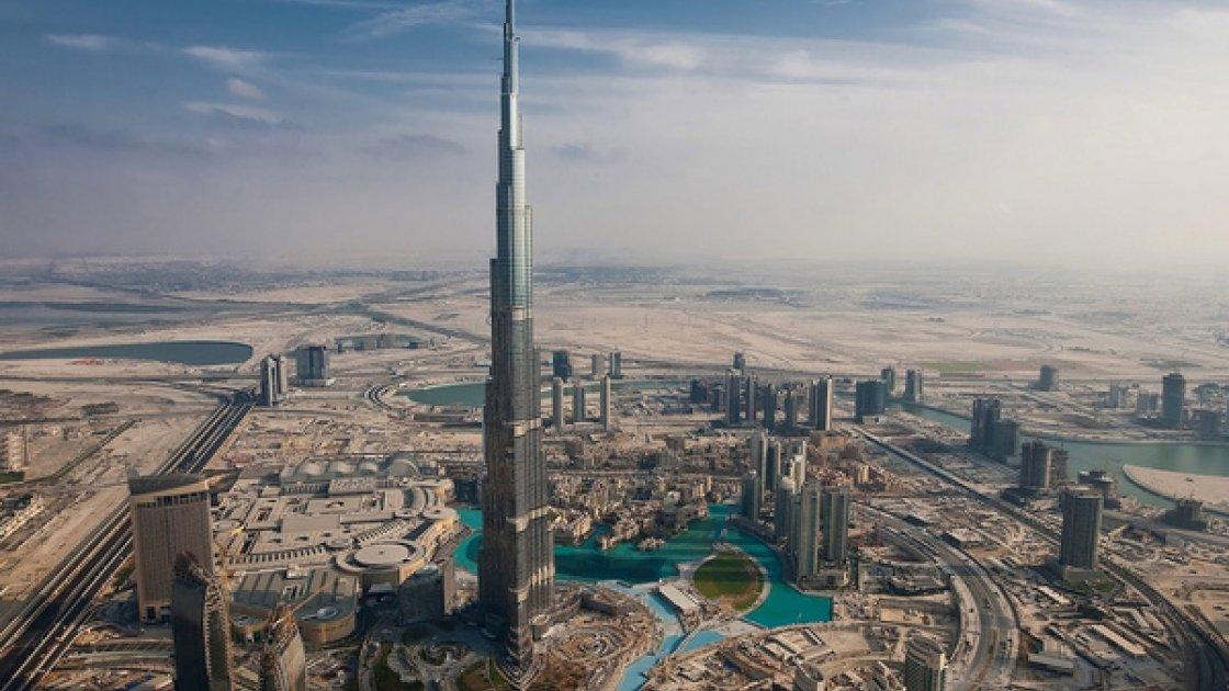 Самый высокий небоскреб 1