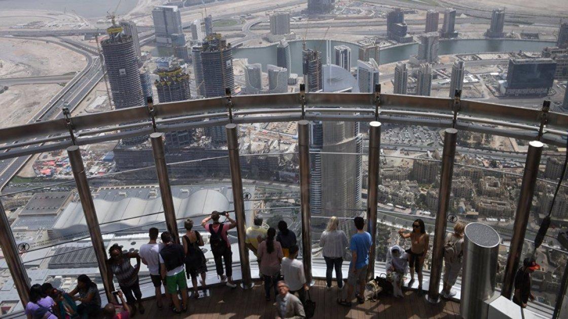 Самый высокий небоскреб 5