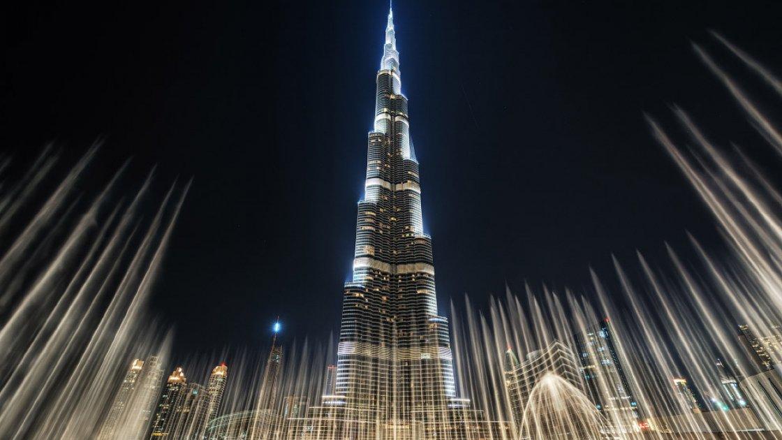 Самый высокий небоскреб 2