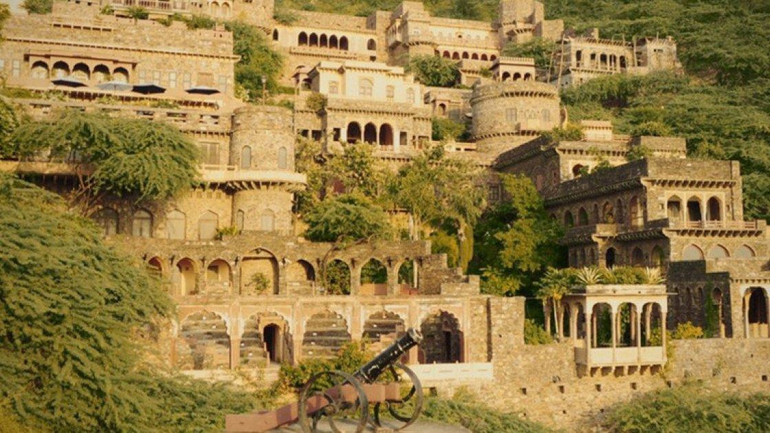 Форт Бхангар в Индии – 3