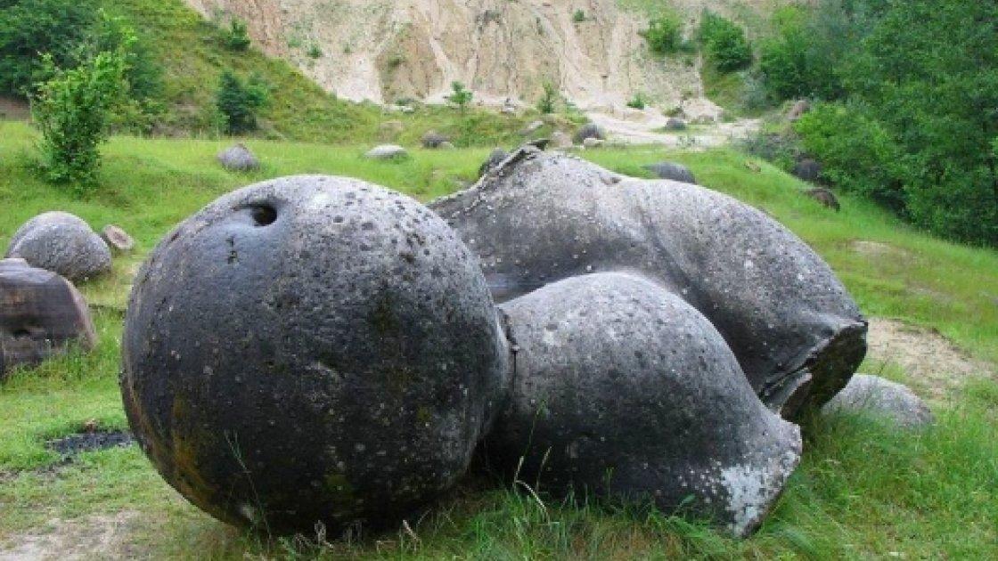 Румынский музей-заповедник тровантов 4