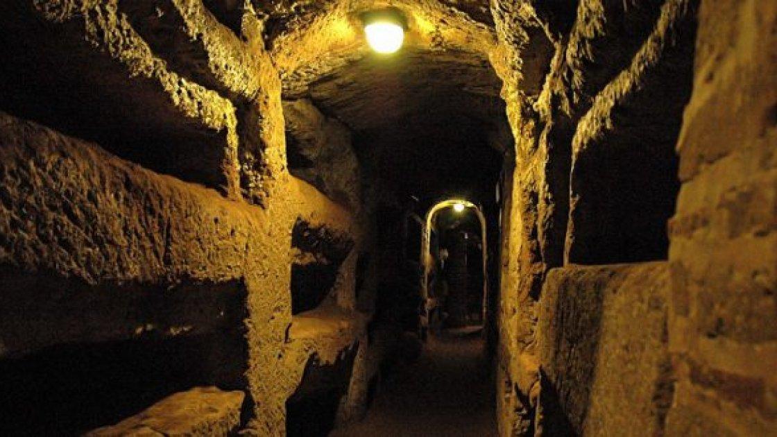 Катакомбы Рима 4