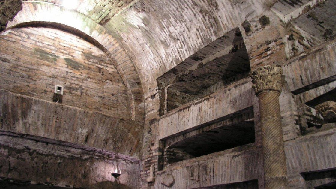 Катакомбы Рима 3
