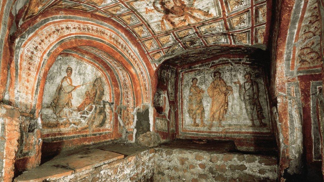 Катакомбы Рима 1