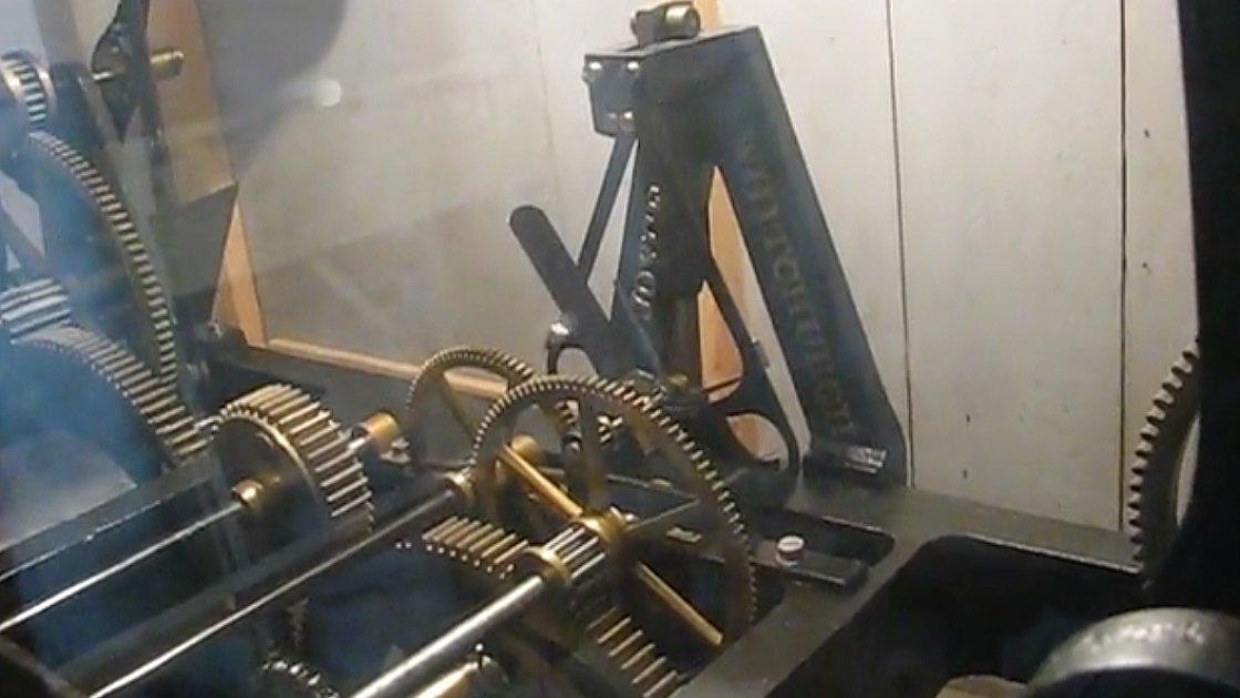 Самый древний часовой механизм, Солсбери
