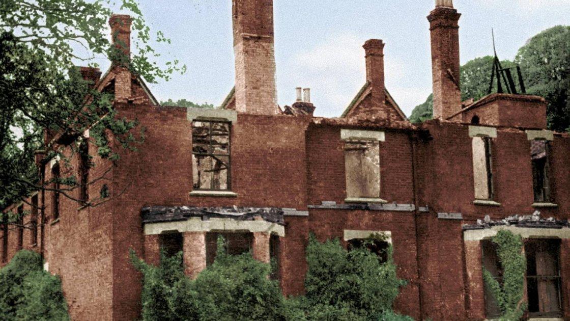 Дом священника в Борли 1