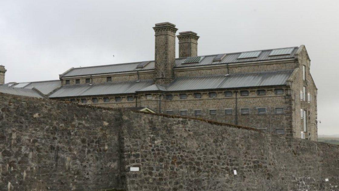 Принстаунская каторжная тюрьма4