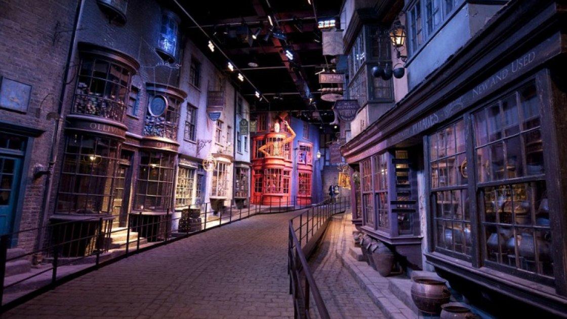 Музей Гарри Поттера 5