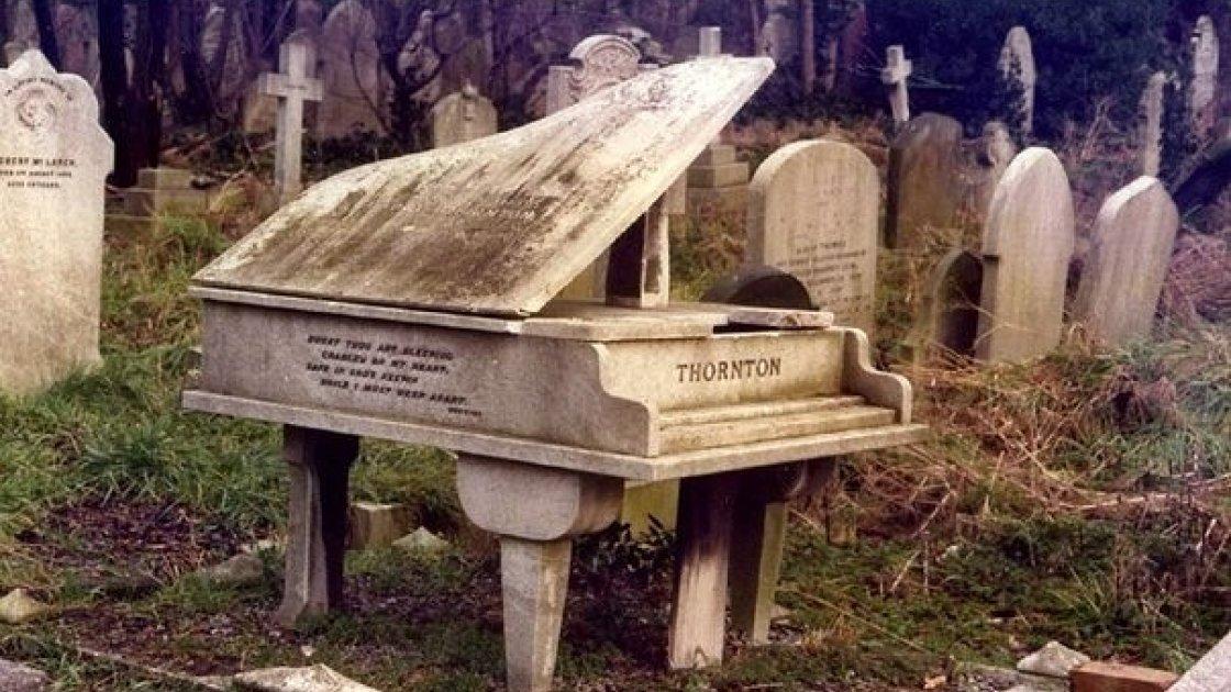 Хайгейтское кладбище 3
