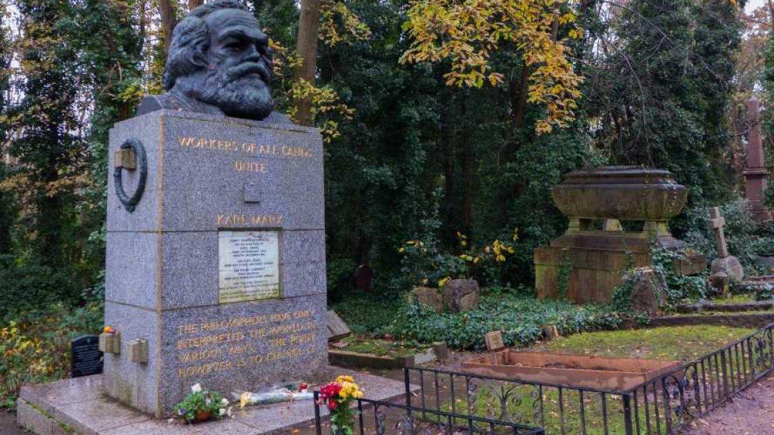 Хайгейтское кладбище 4