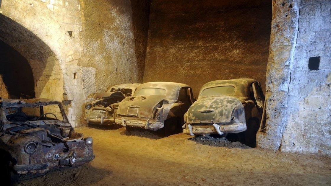 Galleria Borbonica5