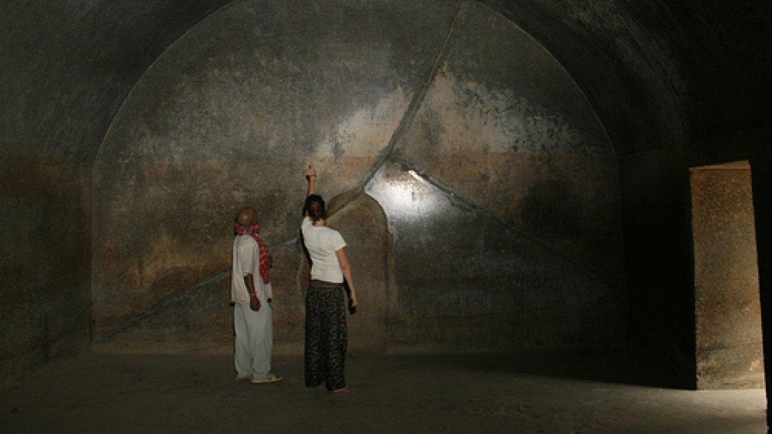 пещерный монастырь Барабар 5