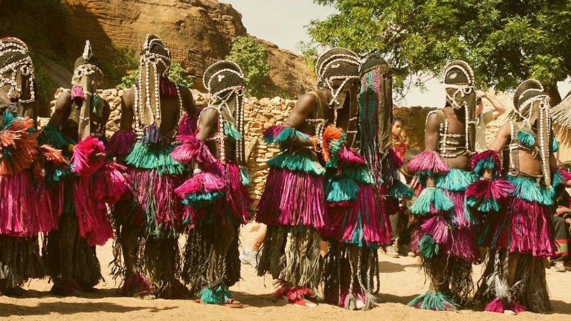 племя догонов2