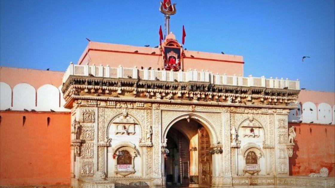 Храм Индии4