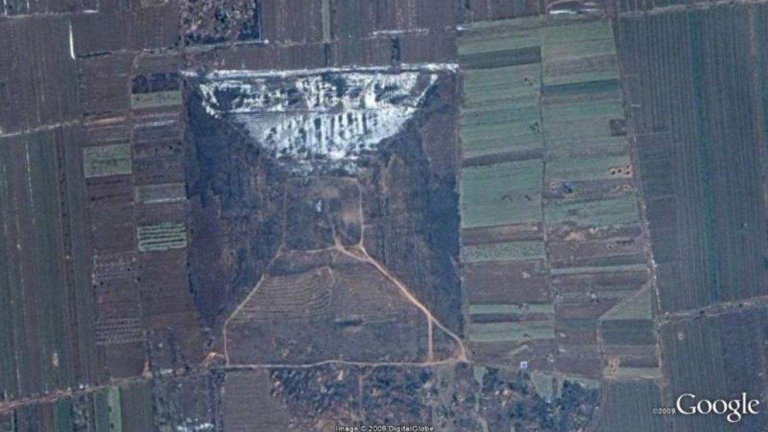 Засекреченные китайские пирамиды4