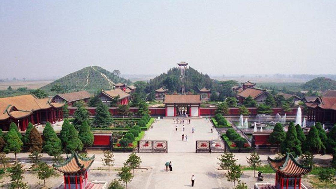 Засекреченные китайские пирамиды2