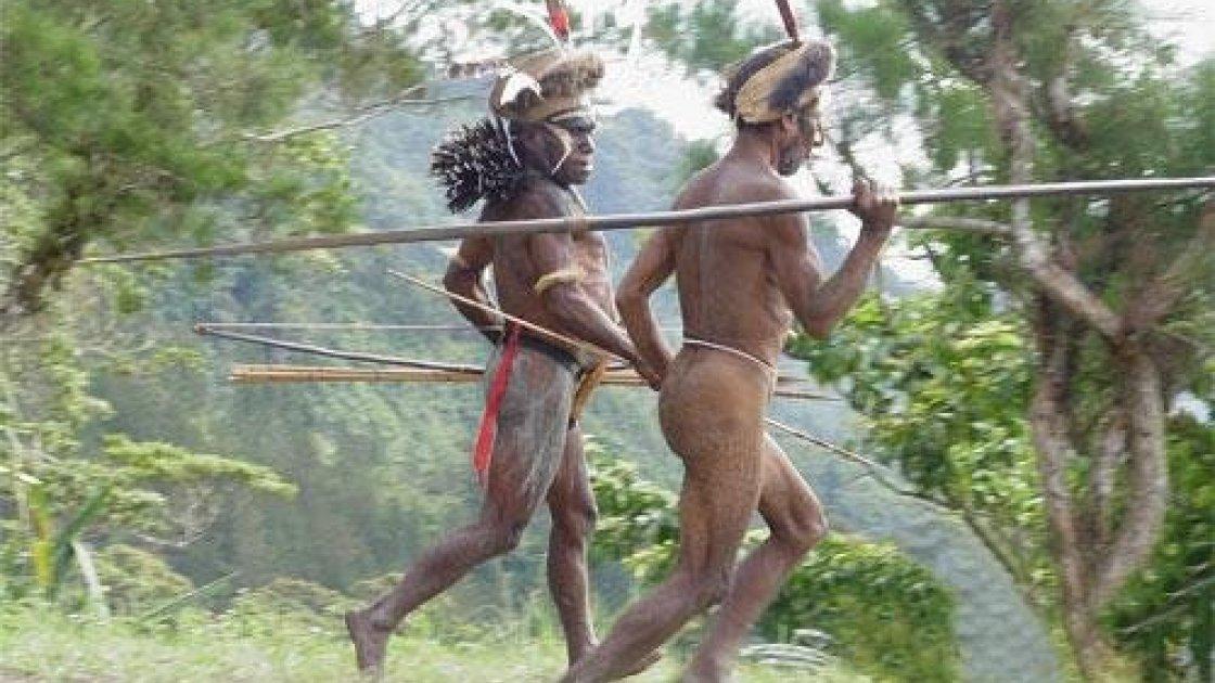 Племена каннибалов 3