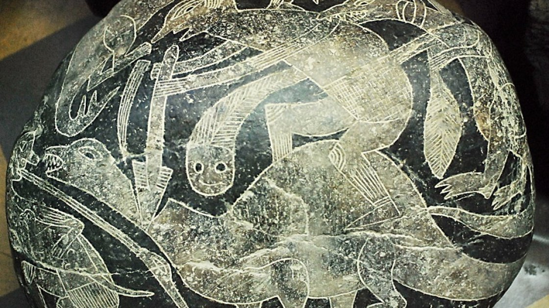 Камни Ика 4