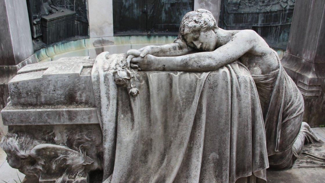 Кладбище Реколета 2