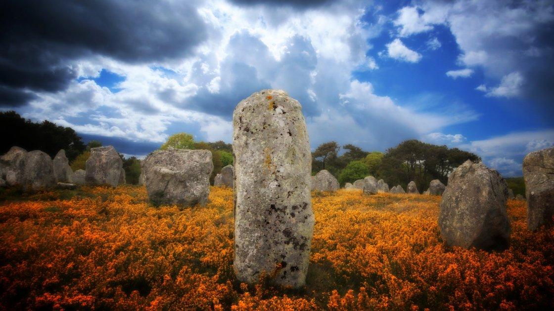 Карнакские камни – 5