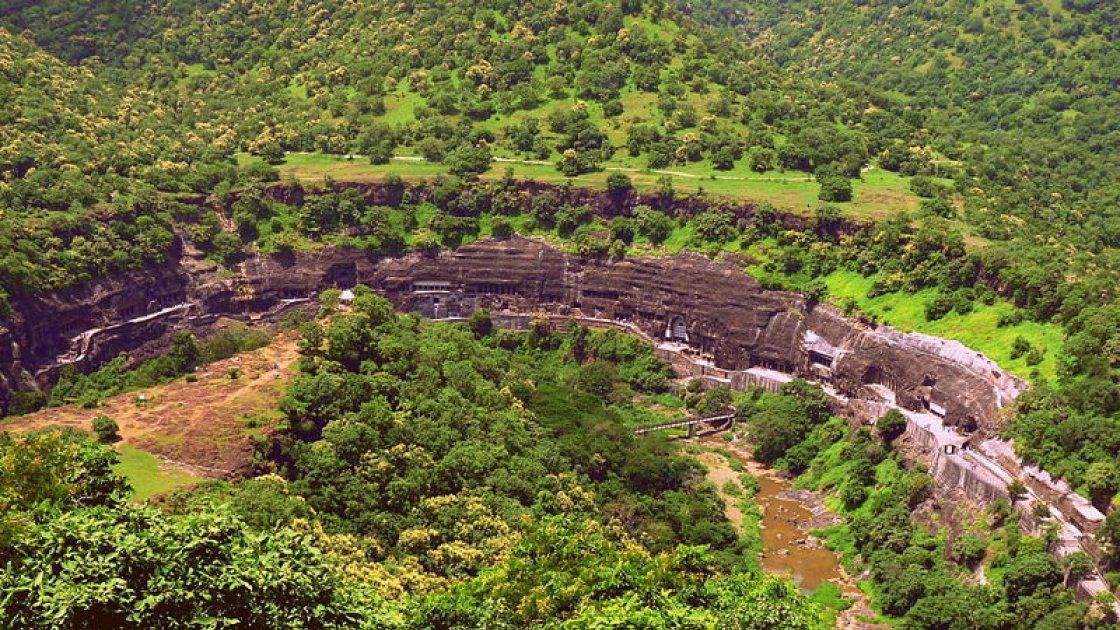 пещеры Аджанты4