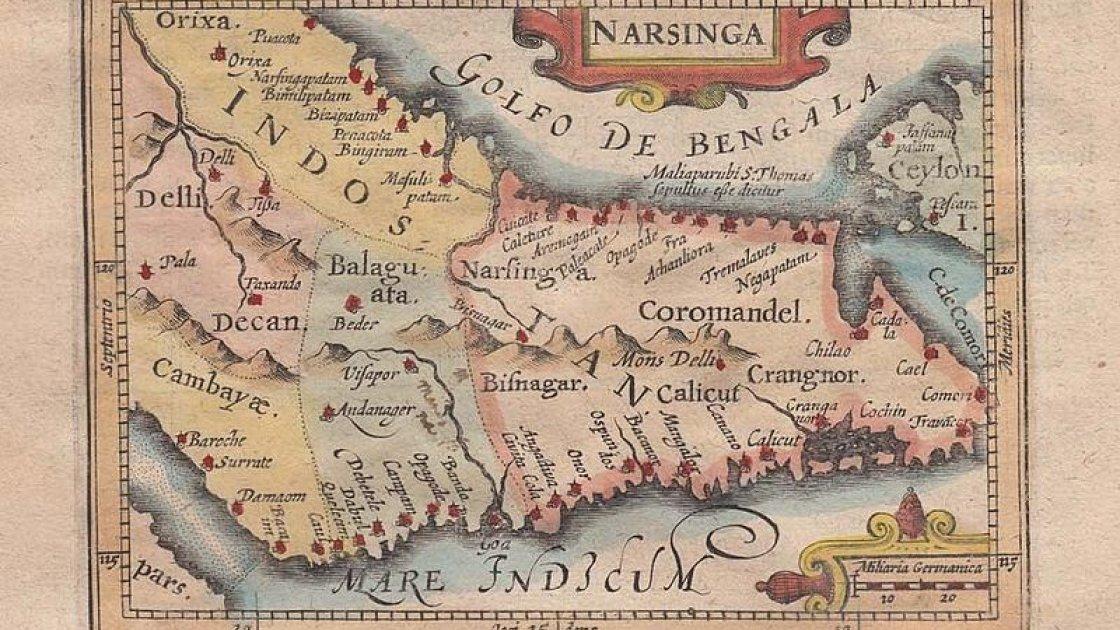 Затонувшая цивилизация в Камбейском заливе4