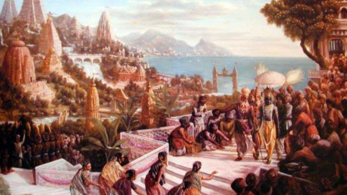 Затонувшая цивилизация в Камбейском заливе3
