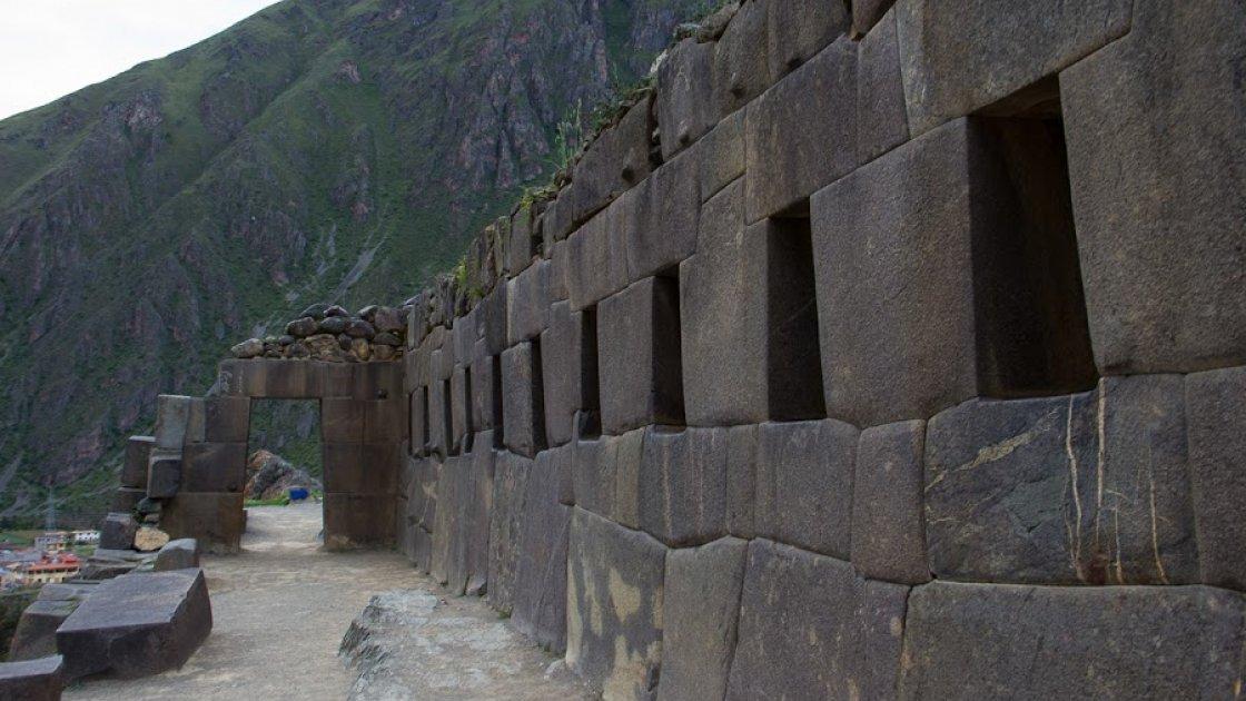 Ольянтайтамбо в Перу 3