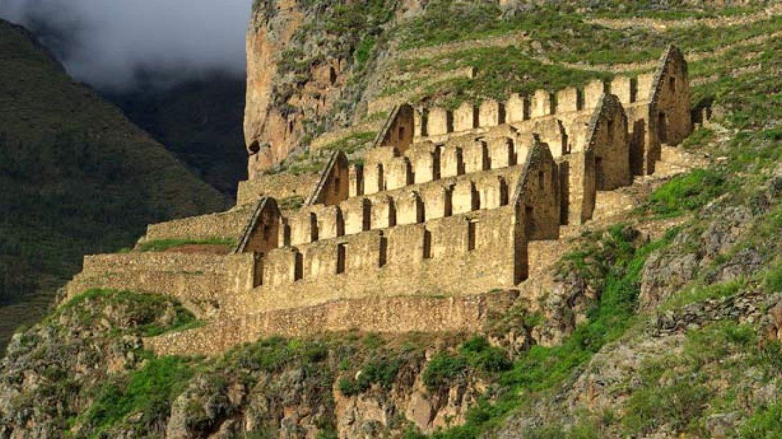 Ольянтайтамбо в Перу 5