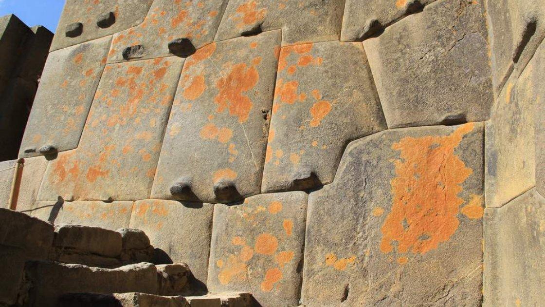 Ольянтайтамбо в Перу 1