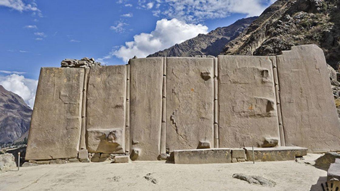 Ольянтайтамбо в Перу 2