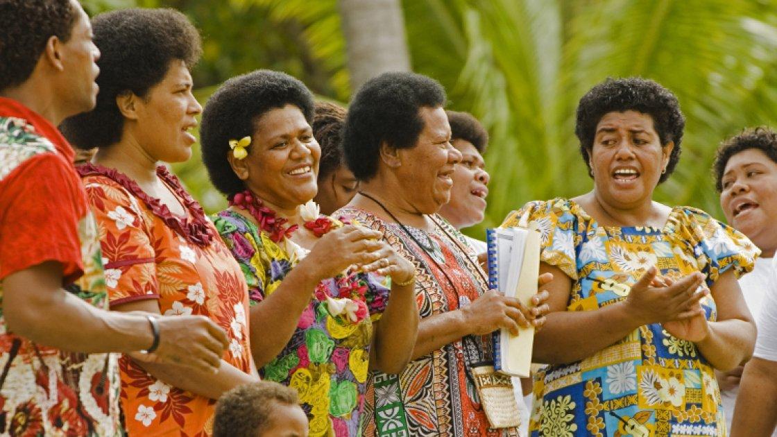 на Фиджи 5