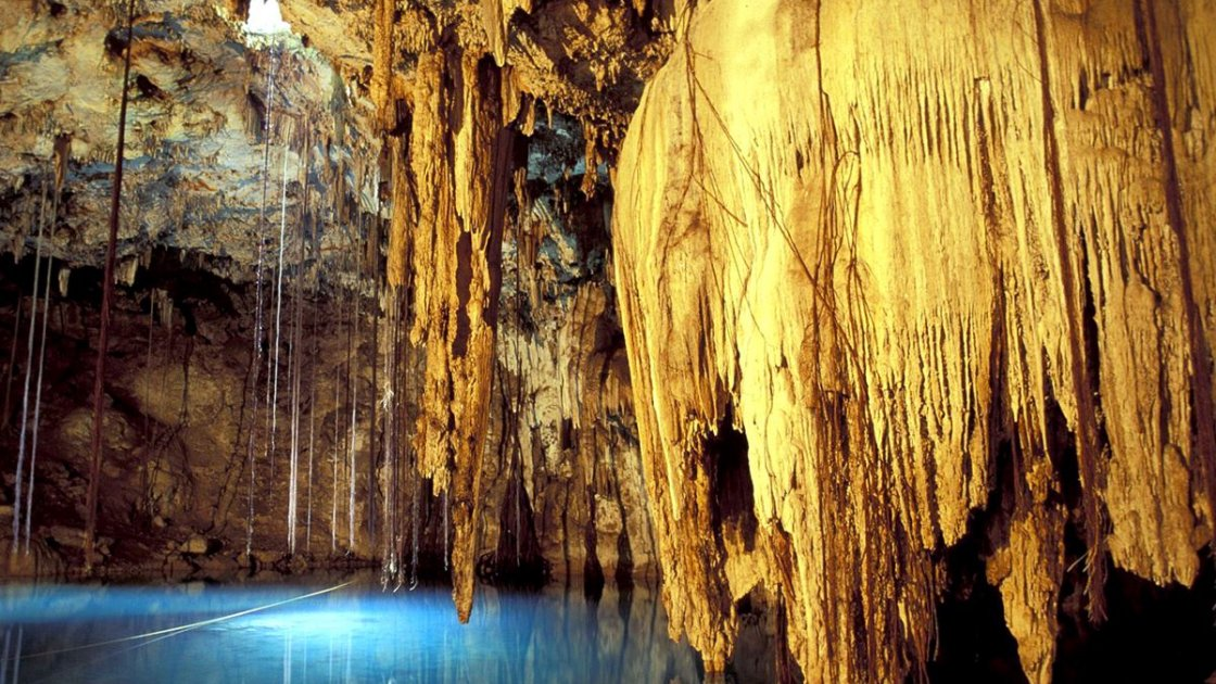 самая глубокая пещера США 2