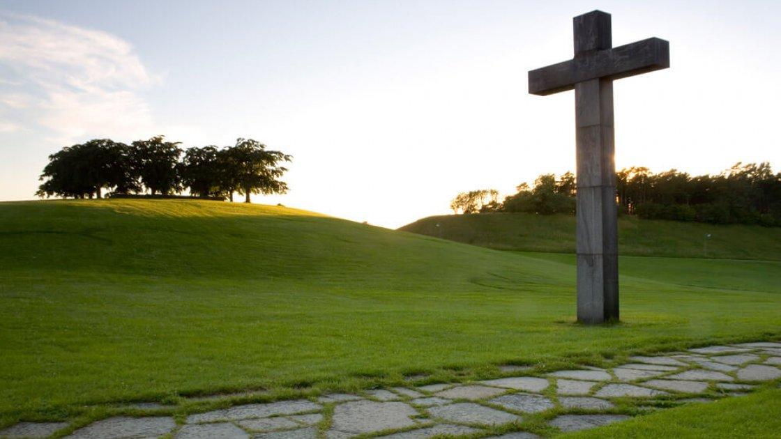 Лесное кладбище в Стокгольме6