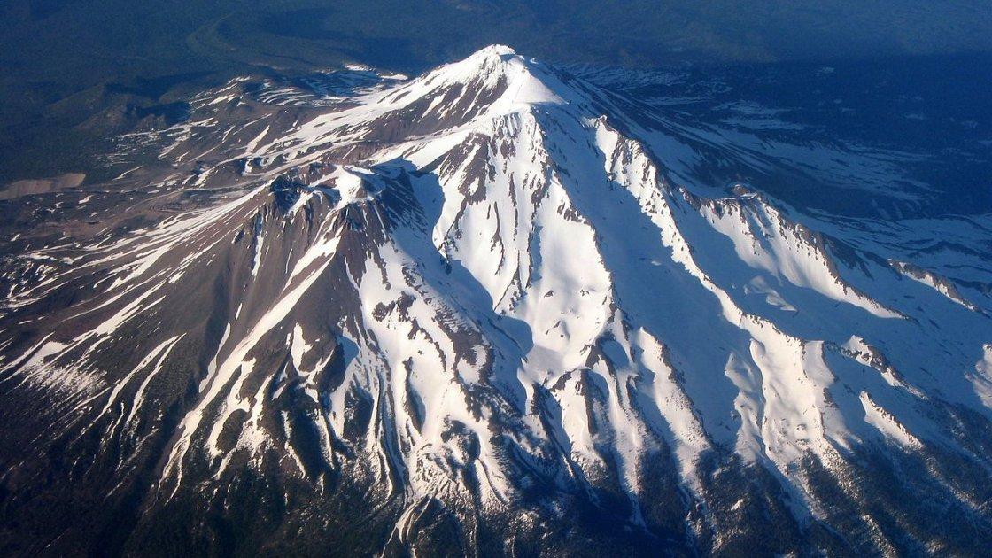 Гора Шаста 1