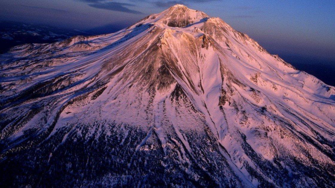 Гора Шаста 3