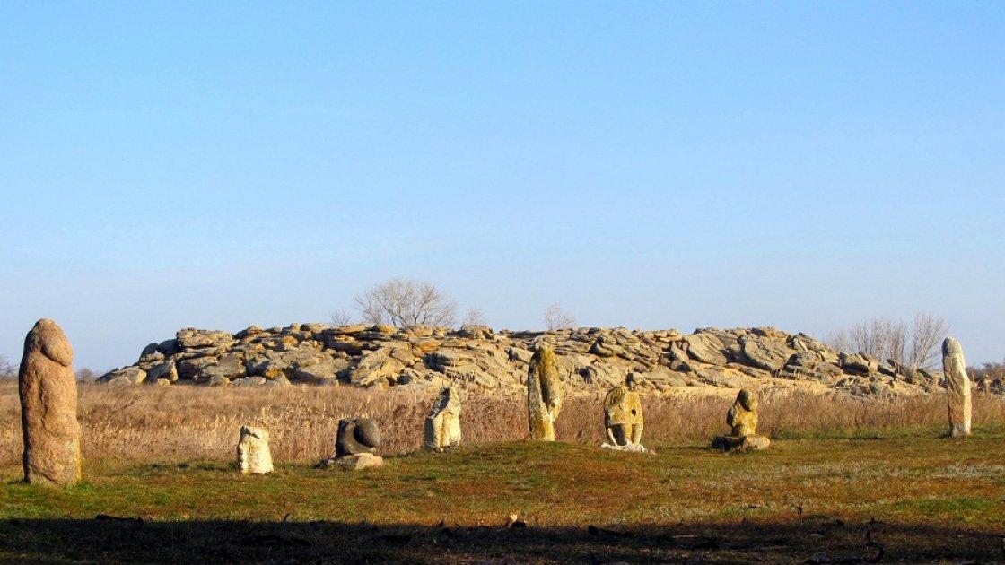 Каменная могила1