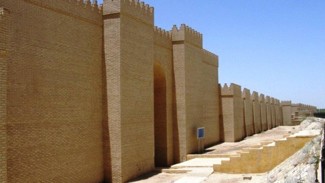 Руины Вавилона 4