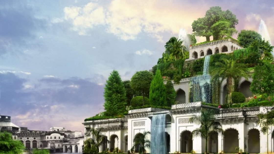 Руины Вавилона 5