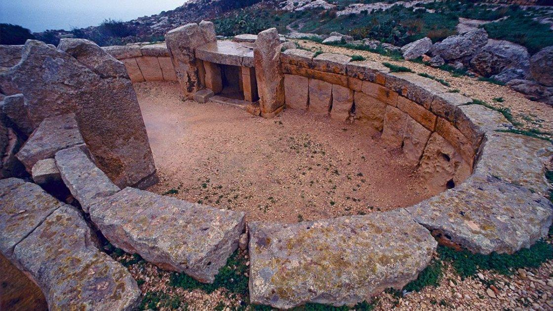 цивилизации карликов на Мальте4