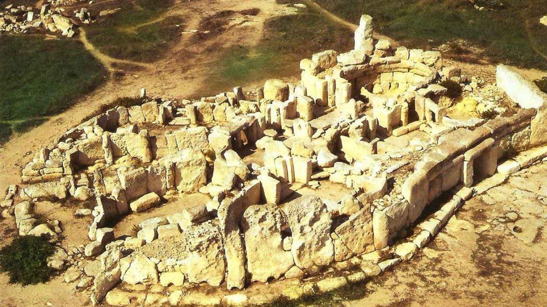 цивилизации карликов на Мальте5