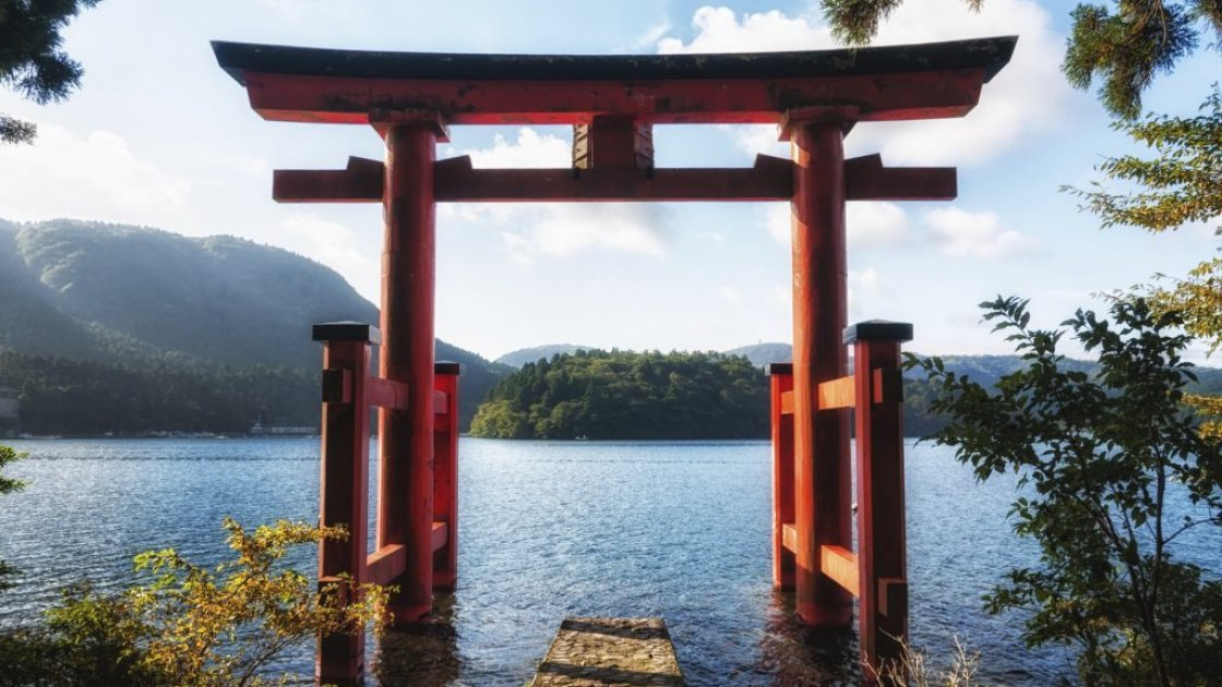 Храм Хаконэ5