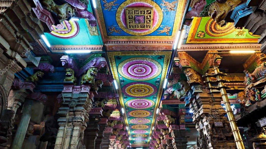 храм минакши5