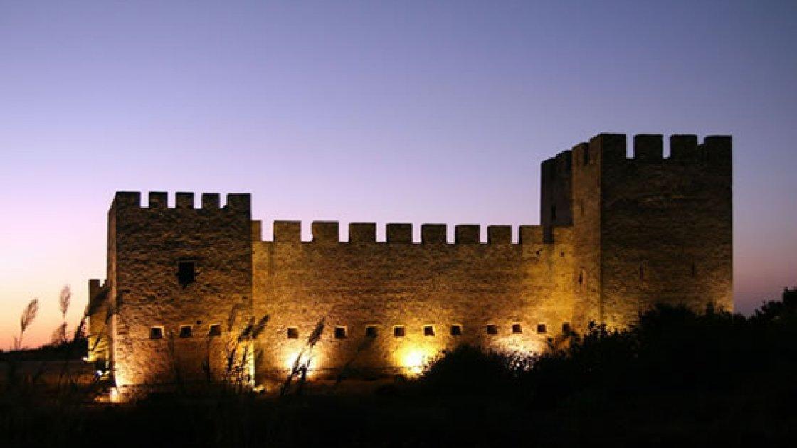 Замок Франгокастелло1