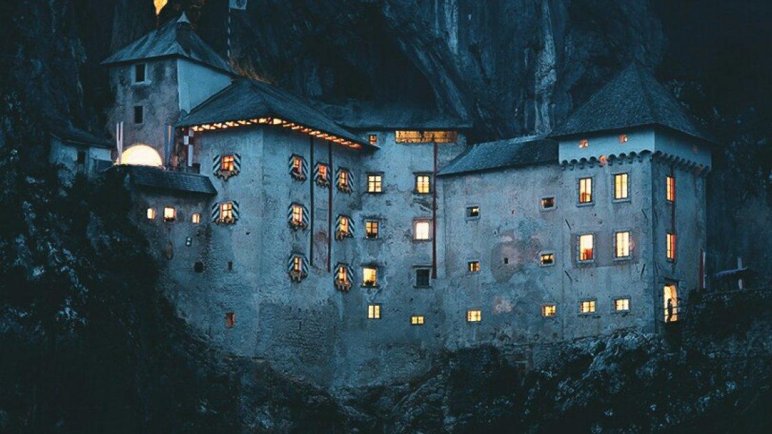 Предъямский замок 1