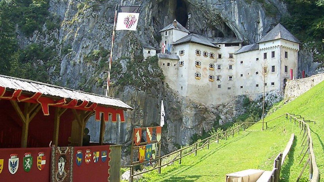 Предъямский замок 4