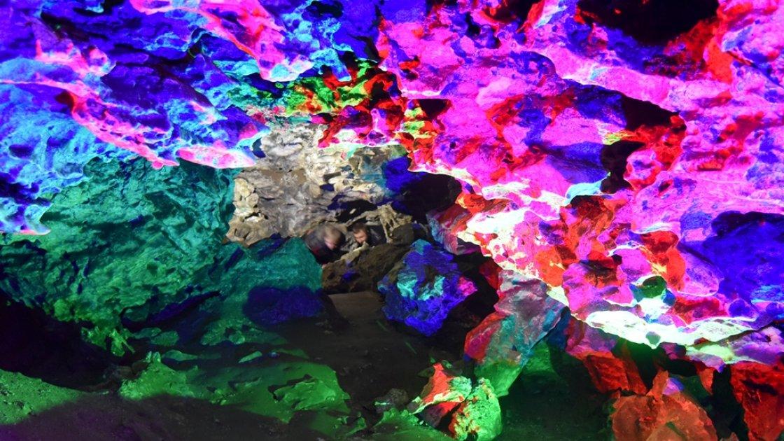 Кунгурская пещера 3