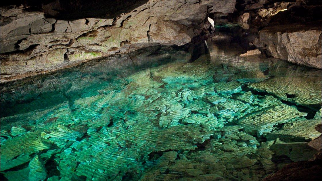 Кунгурская пещера 5